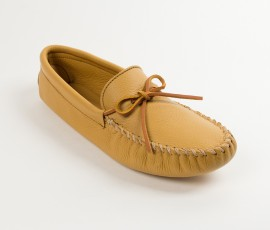 Double Deerskin Softsole